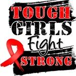 Blood Cancer Tough Girls Fight Strong Shirts