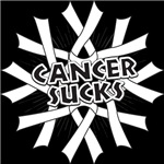 Mesothelioma Cancer Sucks Shirts and Gear