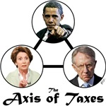 The Axis of Taxes