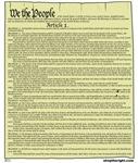 Unites States Constitution