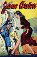 Jane Arden: Crime Reporter