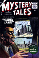 LOST's Mystery Tales #40