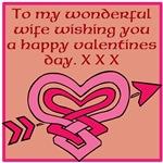 valentines (wife)