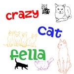 crazy cat fella