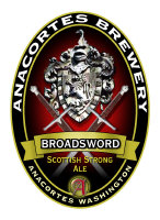 Broadsword Strong Scottish Ale