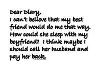 Dear Diary 14