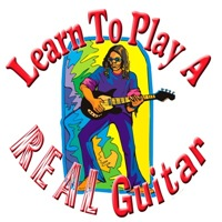 Learn To Play A Real Guitar