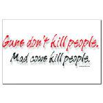 Mad Cows Kill People