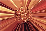 Golden Comet First kiss Cat Forsley Designs,