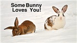 Some Bunny Loves You ! Cat Forsley Designs
