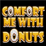 Comfort Me with Frosted Donuts