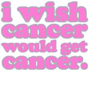 F Cancer.