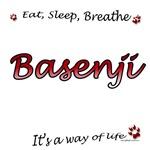 Basenji Breathe