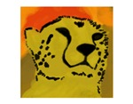 Cheetah of the African Sun Bags and Totes