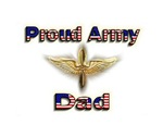 Proud Army Aviation Dad