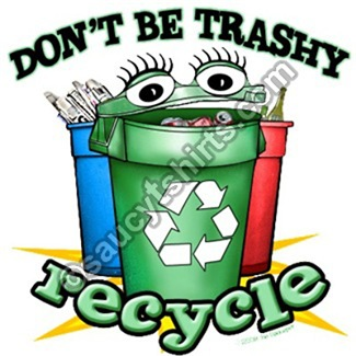 Don't Be Trashy!