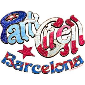 Park Guell Barcelona T-Shirts