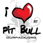 I Luv My Pit Bull