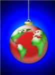 Earth-Globe Ornament