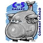 C-5 Galaxy Combat Cargo