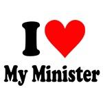 I Love My Minister