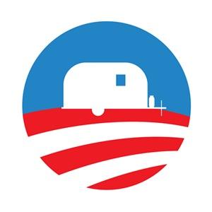 Obama - Airstream One