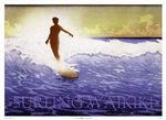 Duke Surfing Waikiki