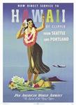 'Hawaii By Clipper'