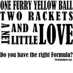 The Tennis Formula