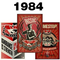 1984 Posters