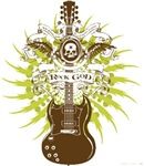 Rock God Guitar Design