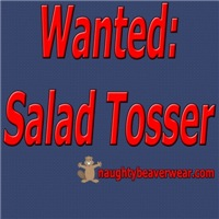 Wanted: Salad Tosser