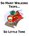 So Many Walking Trips