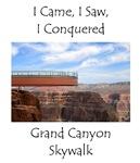 Grand Canyon Skywalk Survivor