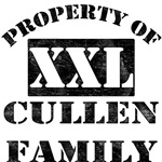 Property Of Cullen Family