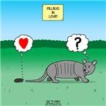 Pill Bug in Love