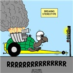 Turtle Dragster