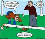 Beaver Bad Day