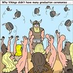 Viking Graduation