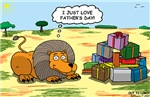Lion Fathers Day