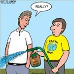 Earthday Weeding