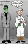Frankenstein Father's Day