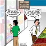 Men Shopping