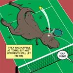 T-Rex Tennis