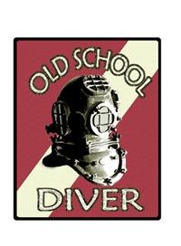 OLD SCHOOL DIVER