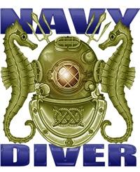 NAVY MASTER DIVER