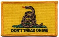Don't Tread on Me! Men's Clothing