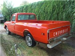1971 Ch##y Truck Front & Rear
