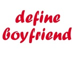 define boyfriend