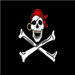 Pirates with me gold teeth!